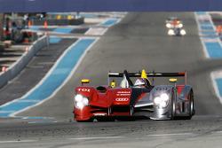 #7 Audi Sport Team Joest Audi R15 TDI : Rinaldo Capello, Allan McNish