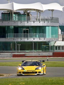 #13 Phoenix Racing / Carsport Corvette Z06: Marc Hennerici, Andreas Zuber