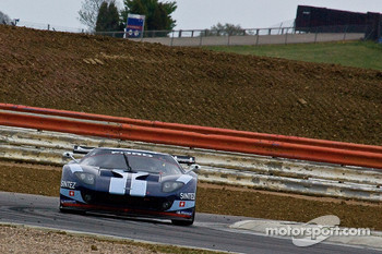 #5 Matech Competition Ford GT: Thomas Mutsch, Romain Grosjean
