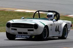71 Triumph TR6: Bill Warner