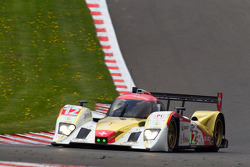 #12 Rebellion Racing Lola B10/60 Coupe Rebellion: Nicolas Prost, Neel Jani