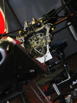 Hispania Racing F1 Team, gear box