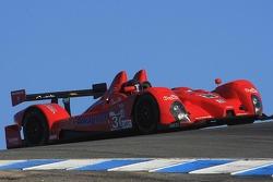 #36 Genoa Racing Oreca FLM09: Tom Weickardt, Tom Sutherland, Kyle Marcelli