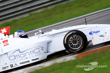 Yannick Mettler, Atlantic Racing Team
