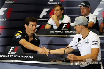 Mark Webber, Red Bull Racing, Michael Schumacher, Mercedes GP