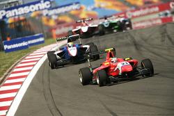 Miki Monras leads Nico Muller