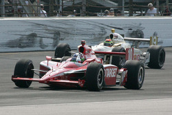 Dario Franchitti, Target Chip Ganassi Racing wins the 94th Indianapolis 500