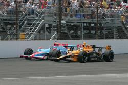 John Andretti, Andretti Autosport, Simona De Silvestro, HVM Racing