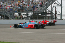 John Andretti, Andretti Autosport & Vitor Meira, A.J. Foyt Enterprises