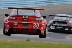 #30 Racers Edge Motorsports Mazda RX-8: Jade Buford, Todd Lamb, Jordan Taylor