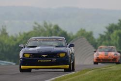 #6 Stevenson Motorsports Camaro GS.R: Jeff Bucknum, Matt Bell