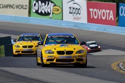 #97 Turner Motorsport BMW M3: Michael Marsal, Joey Hand