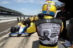 Townsend Bell, Andretti Autosport Honda