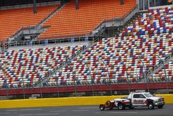 Jet-Dryer auf dem Charlotte Motor Speedway