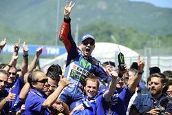 Переможець гонки Хорхе Лоренсо, Yamaha Factory Racing