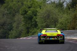 #16 Twin Busch Motorsport, Audi R8 LMS: Марк Баш, Денніс Баш
