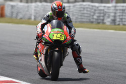 Alvaro Bautista, Aprilia Gresini Racing Team