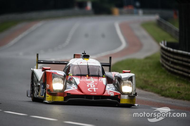 LMP2: #46 Thiriet by TDS Racing, Oreca 05 Nissan