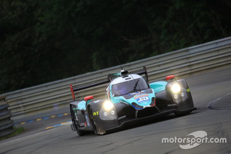 LMP2: #23 Panis Barthez Competition, Ligier JS P2 Nissan