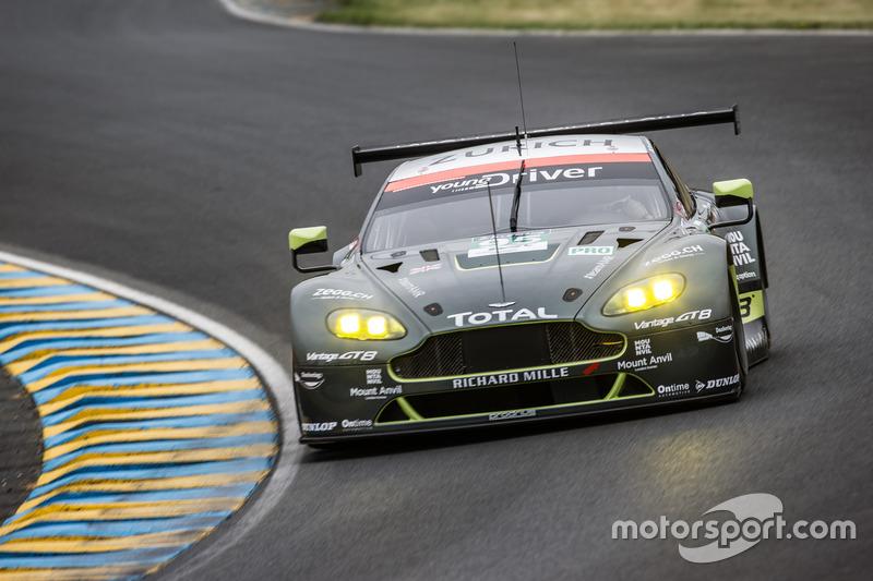 LMGTE Pro: #95 Aston Martin Racing, Aston Martin Vantage