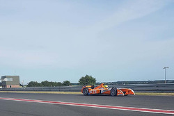 Andretti Autosport testing