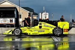 Саймон Пажено, Team Penske Chevrolet