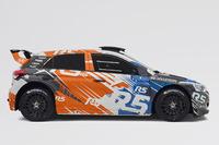 WRC Photos - La livrée de la Hyundai i20 R5 à Ypres