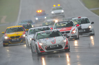 VLN Photos - Christian Scherer, Sascha Koehler, Toyota GT 86