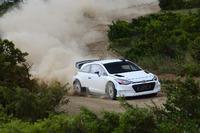 WRC Foto - Test Hyundai i20 WRC 2017