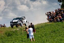 Отт Тянак, Райго Молдер, DMACK World Rally Team