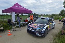 Андреас Міккельсен, Андерс Ягер, Volkswagen Polo WRC, Volkswagen Motorsport