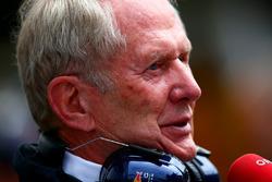 Dr. Helmut Marko, Red Bull Racing