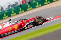 Fórmula 1 Fotos - Sebastian Vettel, Ferrari SF16-H running the Halo cockpit cover