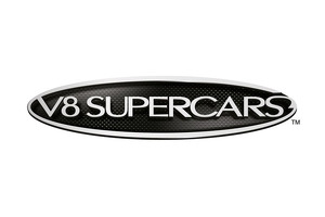 Australian V8 Supercar raises money for kids