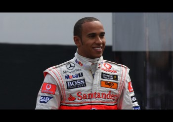 F1 GP 2008 LEWIS HAMILTON