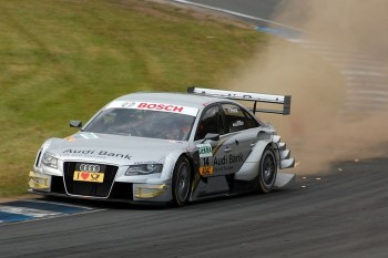 Alex Prmat, DTM Oschersleben 2009