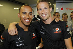 Jenson and Lewis