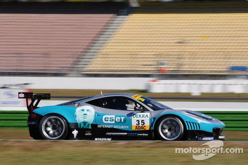 ADAC GT Masters Race 1 - Mario Farnbacher / Niclas Kentenich