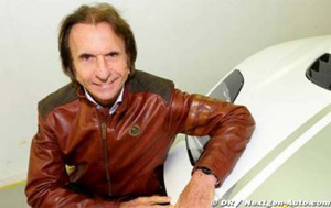 Emerson Fittipaldi Double world champion and Lotus Ambassador