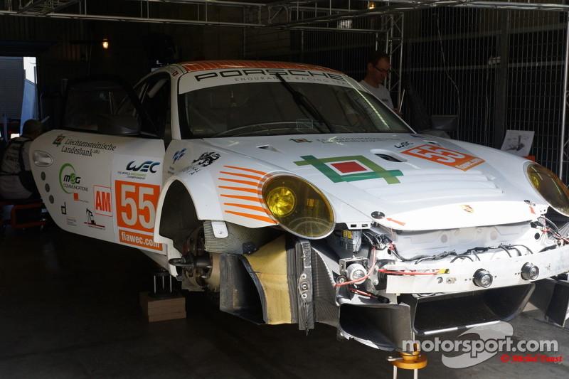 Préqualifications Le Mans 2012