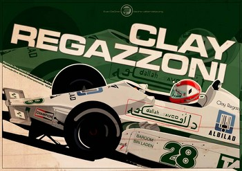 Clay Regazzoni - F1 1979