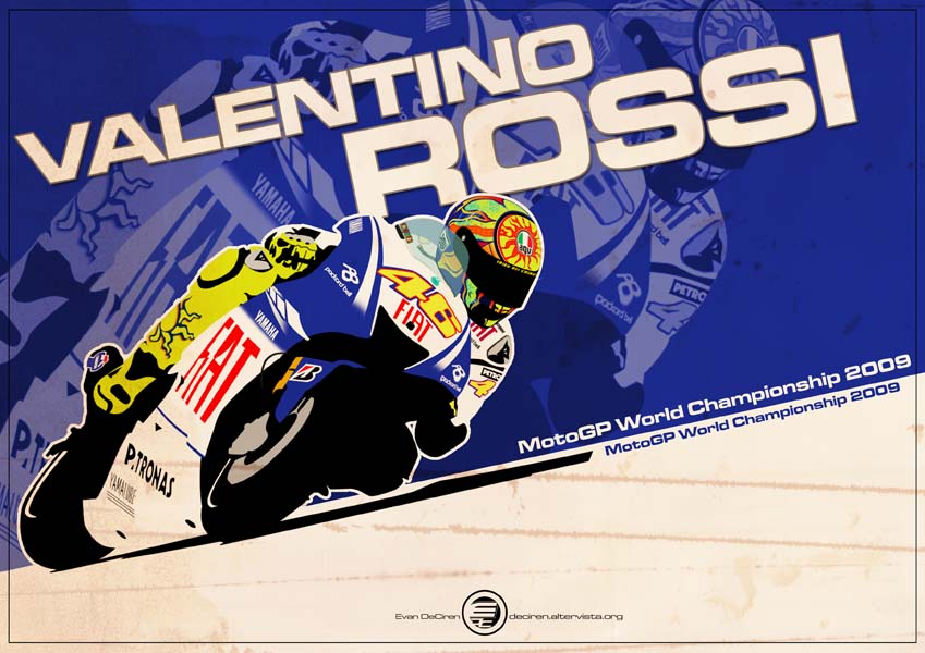 Valentino Rossi - MotoGp 2009