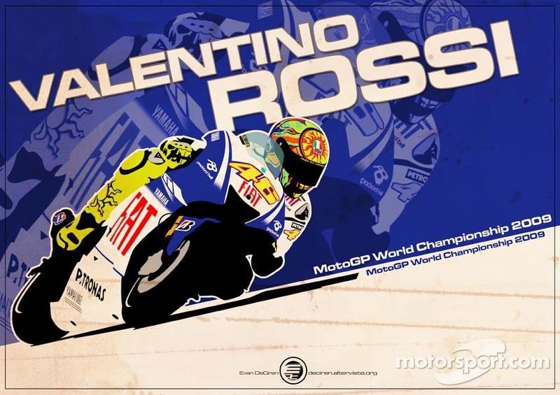 Valentino Rossi - MotoGp 2009