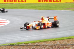 Simon Trummer Arden GP2 Team