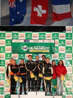 24H SERIES - Dunlop 12 Hours of Hungaroring 2013