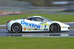 Monza 2013 - Alexander Martin - Stratstone Ferrari
