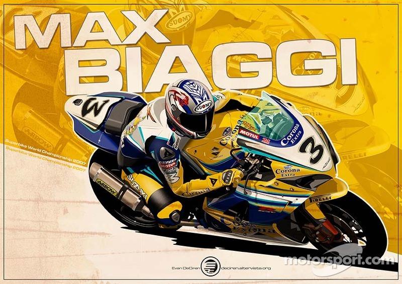 Max Biaggi - SBK 2007