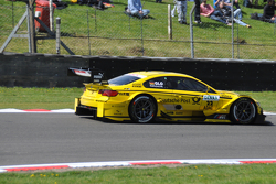 Timo Glock's second race in a DTM car