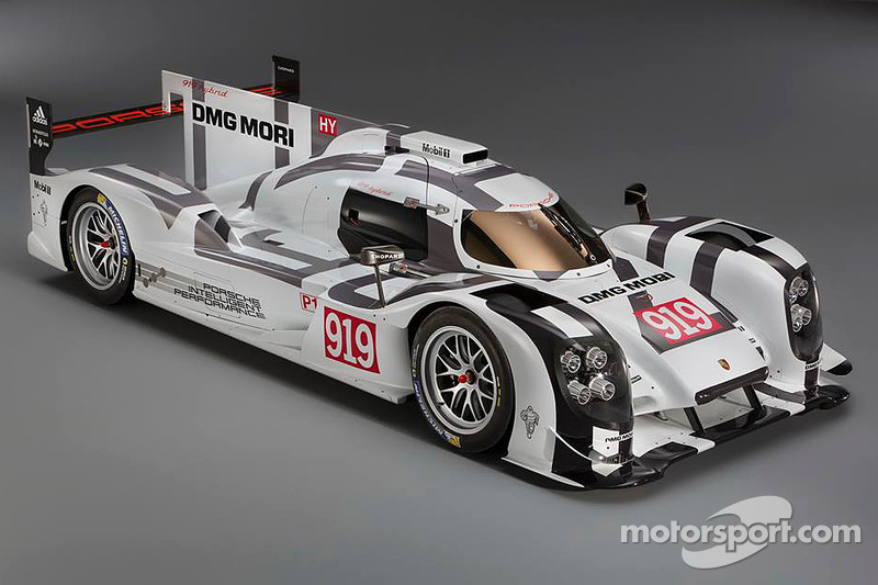Porsche 919 Hybrid possible livery