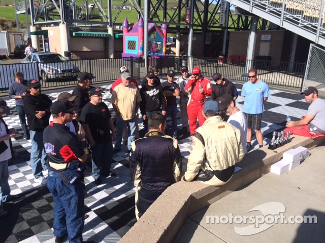 Spec E30 Drivers Meeting